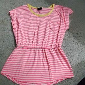 -Girls size Lg 10-12 shirt
